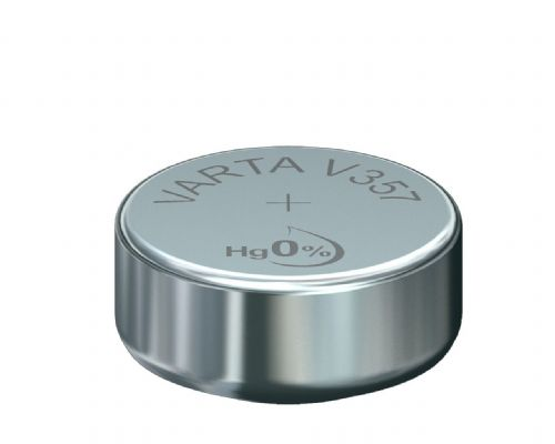 Varta 361 20mAh 1.55V Electronic Silver Oxide Coin Cell Battery (V361)